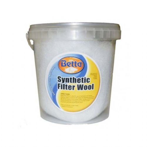 Betta Synthetic Filter Wool 25g /
